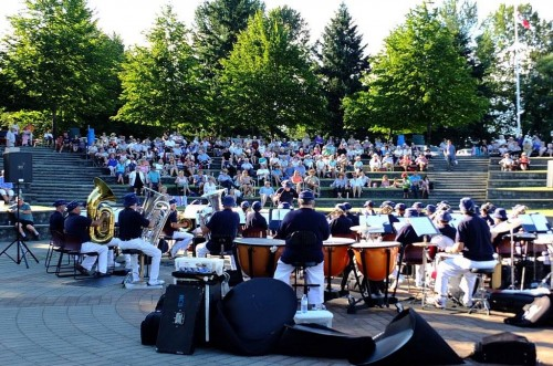 Concerts in the Park